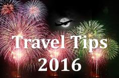 Travel tips 2016