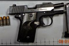 Loaded firearm discovered in a carry-on bag at Memphis (MEM).