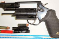 Loaded Firearm Discovered at IAH