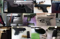Discovered 57 firearms image