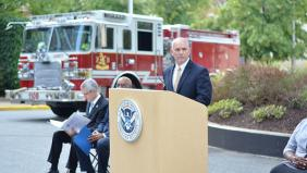 9/11 15th Anniversary Remembrance Event at TSA Headquarter, Arlington, VA