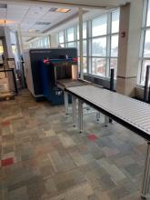 A new computed tomography (CT) checkpoint scanner at Dane County Regional Airport. (TSA photo)