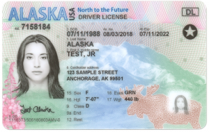 Alaska REAL ID Example