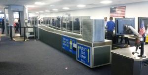 Automated Screening Lanes at LGA