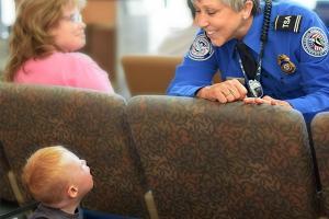 TSA Parners with Autism Orgs