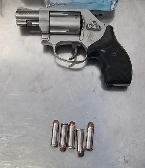 BOS Gun Catch