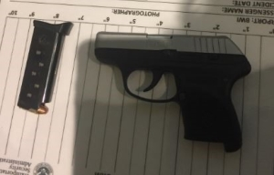 TSA officers prevented a man from bringing this loaded gun onto an airplane on Thursday, January 11, at BWI Airport.