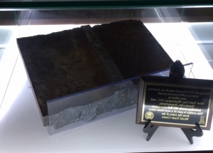 Charlotte 9-11 artifact