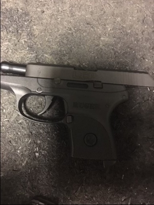 Transportation Security Administration (TSA) officers prevented a passenger from bringing this loaded handgun on board a plane at a John Glenn Columbus International Airport (CMH) checkpoint.