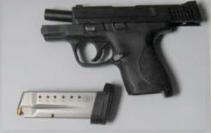 CRW Gun Catch
