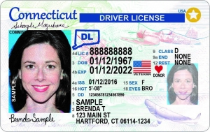 CT Driver's License REAL ID