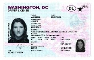DC REAL ID Example