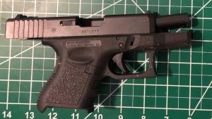 DCA Gun Catch