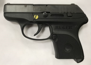 TSA officers prevented a Pennsylvania man from bringing this loaded gun onto an airplane on Saturday, April 21, at BWI Airport. (Photo courtesy of TSA.)