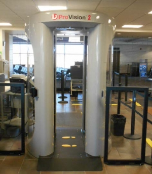 Advanced Imagining Technology at Grand Forks International Airport