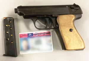 Loaded handgun found at Syracuse Hancock International Airport