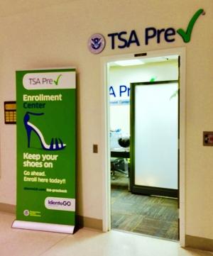 TSA Precheck application center