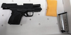 Firearm discovered by TSA at BWI