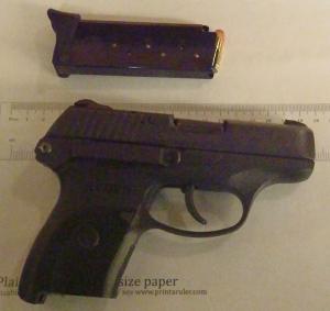 Handgun discovered by TSA at Richmond International Airport
