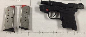 Firearm discovered at Midway Airport