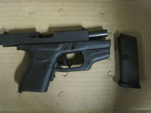 Firearm discovered at Boise Airport