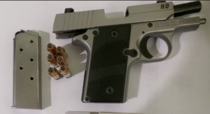 Handgun discovered by TSA at Richmond International Airport