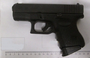 Handgun discovered by TSA officers at Norfolk International Airport
