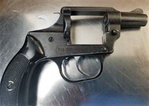 Gun frame discovered by TSA at Newark Airport