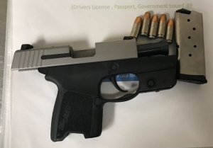Loaded gun discovered by TSA at Norfolk Airport
