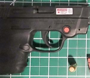 Handgun discovered by TSA at DCA Airport