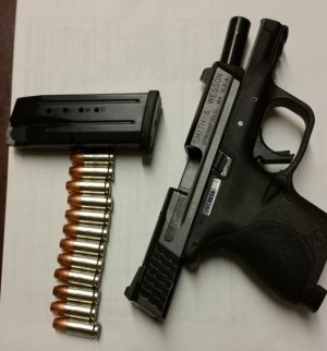 Firearm and ammunition discovered by TSA officers at Norfolk International Airport