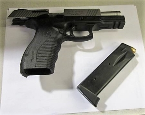 Firearm discovered by TSA at Pittsburgh Airport