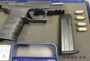 Firearm discovered by TSA at Norfolk Airport