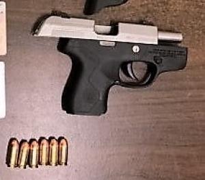 Gun at Wilkes-Barre/Scranton Airport