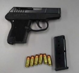 This .380 caliber handgun was detected by TSA officers at the Lynchburg Regional Airport checkpoint on Tuesday, Sept. 27.