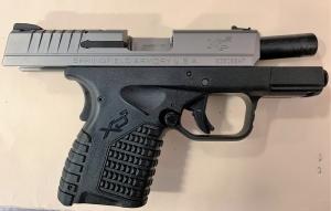2nd Harrisburg Gun