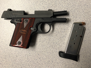 Harrisburg International Airport Gun Catch