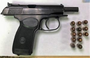 Hunington Gun Catch
