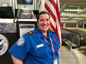 Denver Transportation Security Officer