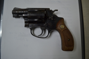 Firearm found at McGhee Tyson Airport (TYS) checkpoint.