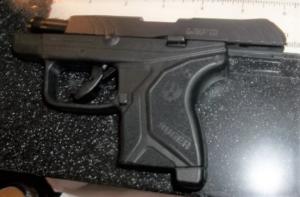 MDT Gun Catch