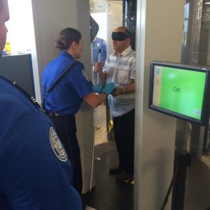 TSA partners with Iowa department to help visually impaired travelers