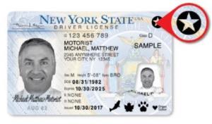 NY REAL ID Example