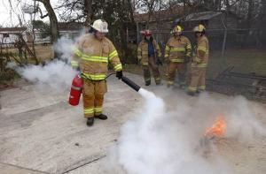 TSO - Fire Chief Picture