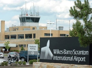 """Travelers will be able to enroll in TSA Pre✓® at Wilkes-Barre/Scranton International in early March during an enrollment """"pop up"""" application center at the airport."""