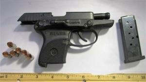 PA Gun Catch