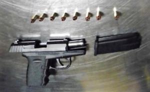 PA Man Caught with Gun