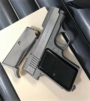 Gun at PHL