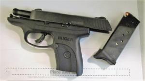 Gun at PIT