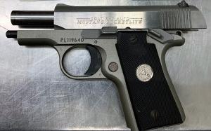 PIT Gun Catch